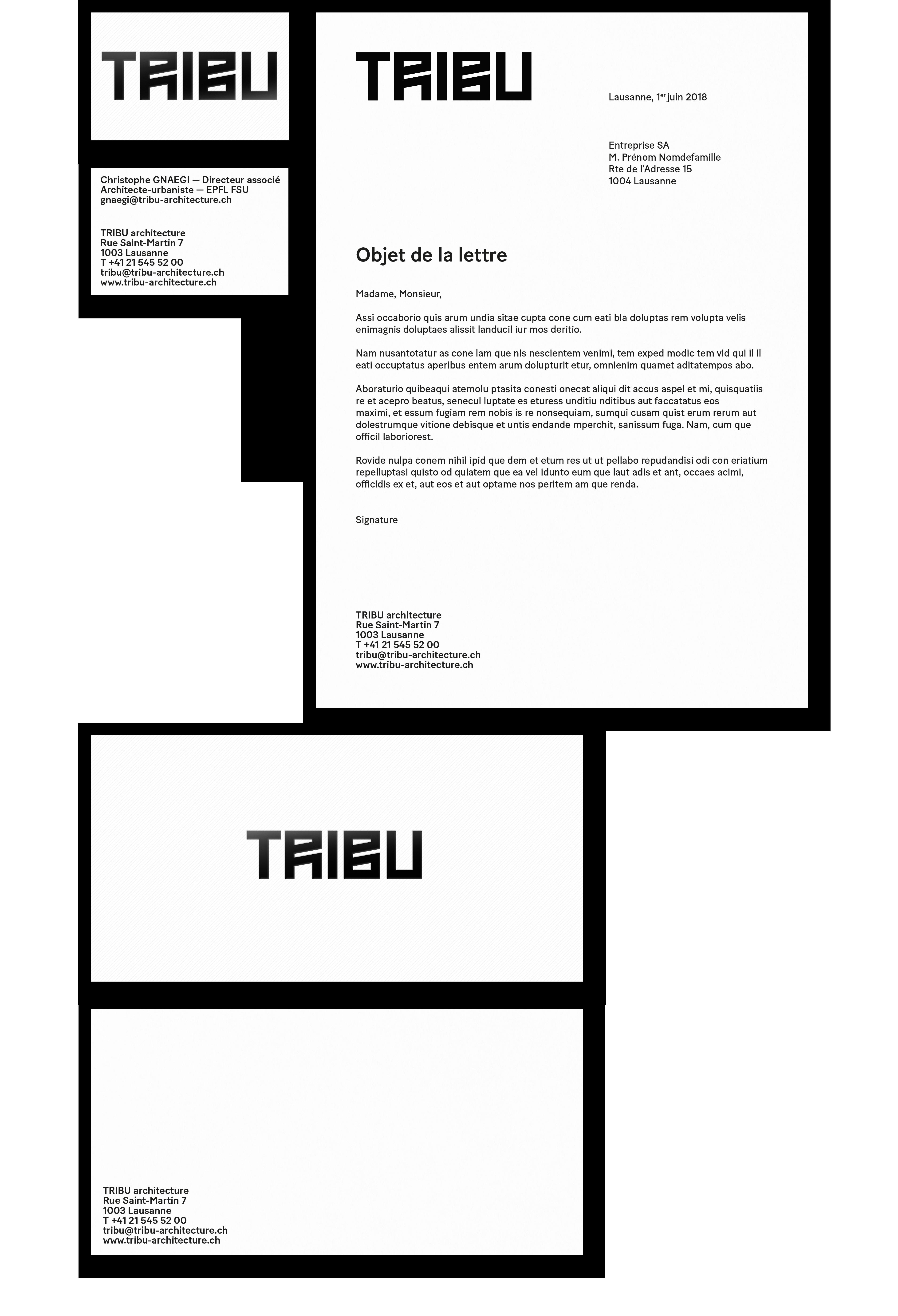 TRIBU_CV&Lettre